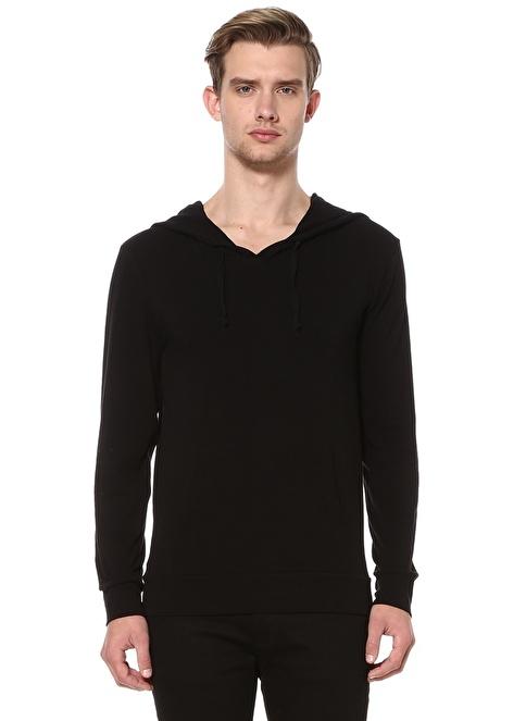 Tru Sweatshirt Siyah